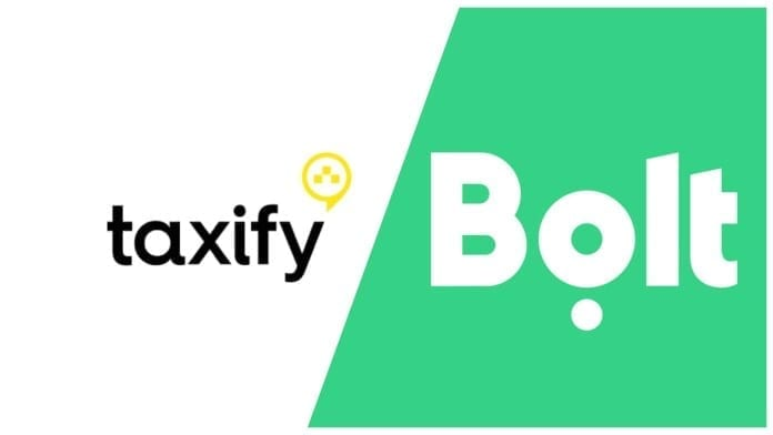 Taxify rebrands itself as Bolt, as the company plans to expand its services beyond private cars....actively operating in 30 countries