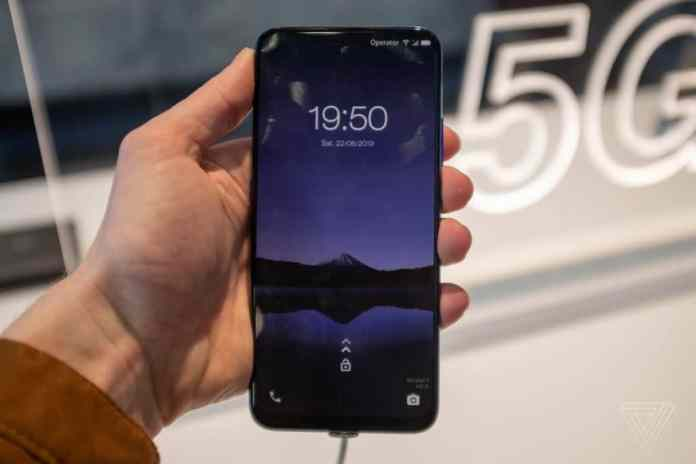 Alcarel 7 5G; all the 5G phones announced so far with their specs, prices and release dates...
