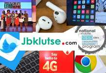 Here are the major tech headlines you perhaps might have missed this week on JBKlutse.com