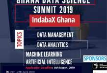 Ghana Data Science Summit 2019