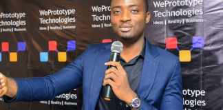 Nigerian Firm co-founding support tech start-ups