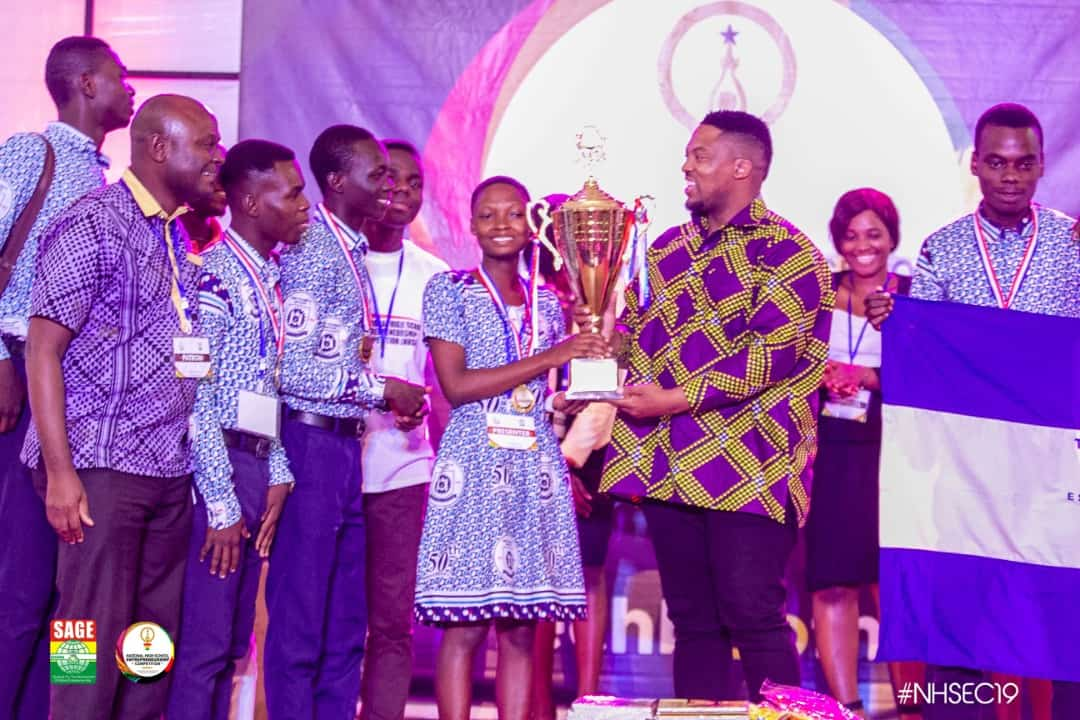 SAGE – National high school entrepreneurship competition 2019 1