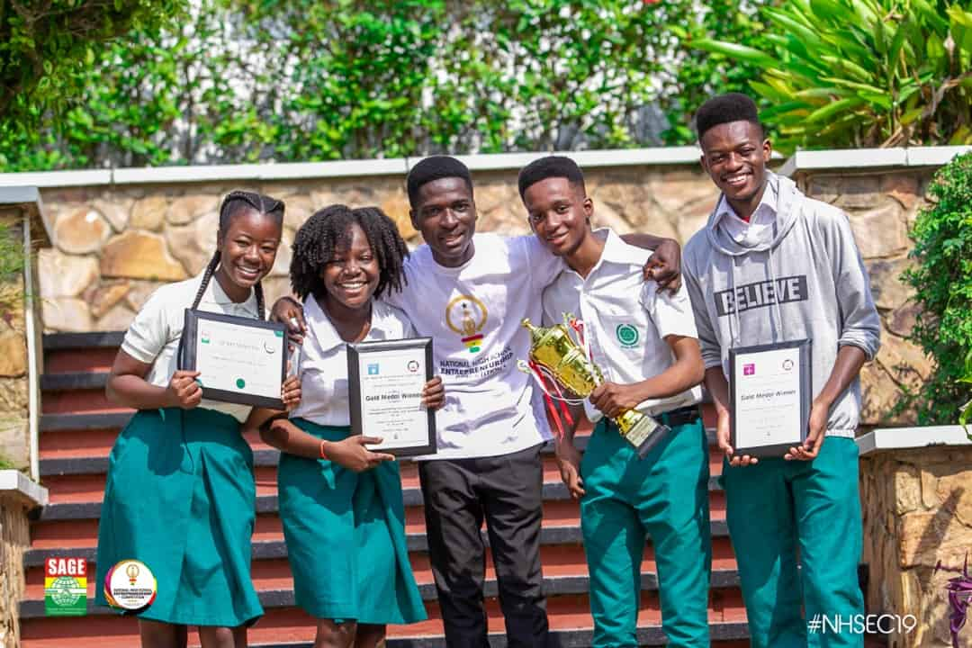 SAGE – National high school entrepreneurship competition 2019 3