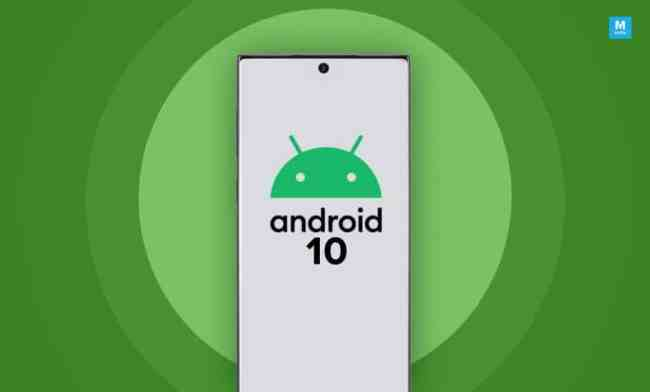 Android 10 release