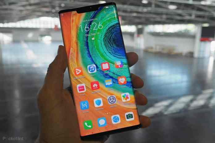 Huawei Mate 30 features and specs