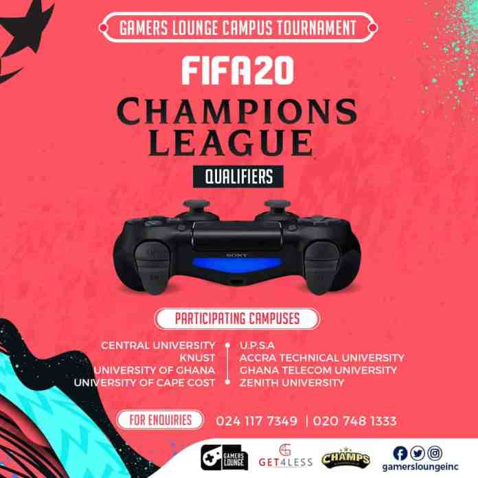 Gamers Lounge Inter- campus tournament