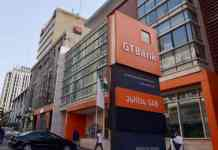 GTBank Best Digital Bank of the year