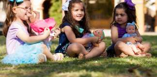 Why children should still play with dolls