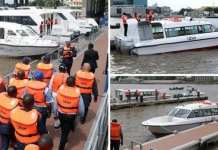 UberBOAT launches in Lagos, Nigeria