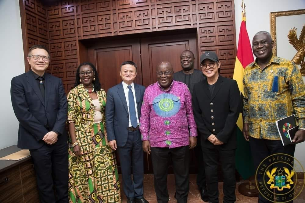 Image result for Jet Li in ghana