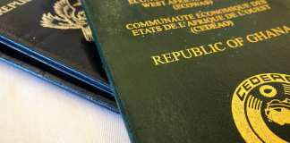 Ghana ready to launch e-visa system in 2020