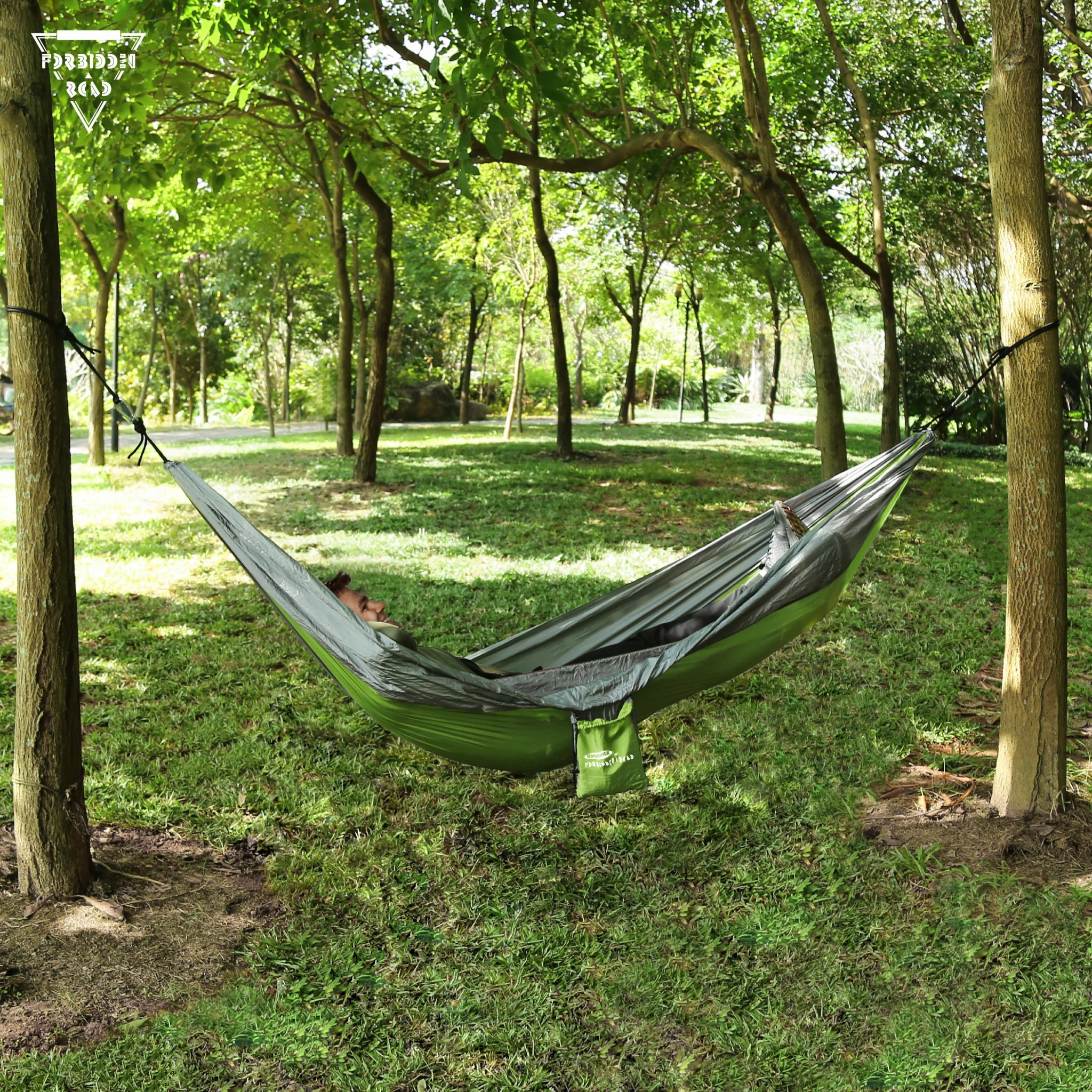 Buy Forbidden Road Single Amp Double Hammock For Camping