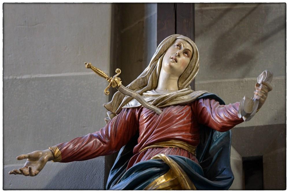heilige Gewalt - gewaltige Heiligkeit