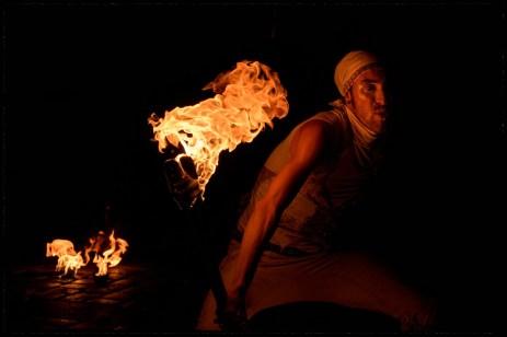 light my fire ...