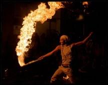 Feuershow II