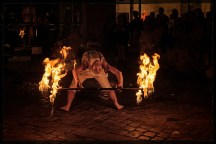 fire show VI