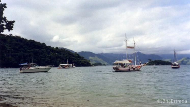 Brasil - Rio de Janeiro - Ilha Grande - Saco do Ceu