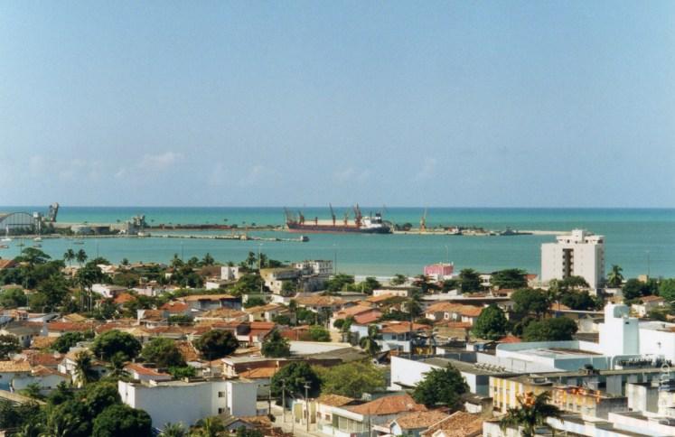 Brasil - Alagoas - Porto de Maceio
