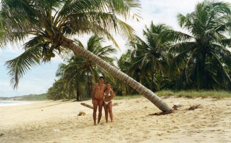 Brasil - Alagoas - Praia do Gunga