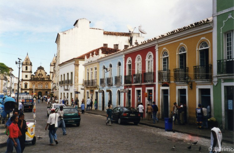 Brasil - Bahia - Salvador - Praca Terreiro de Jesus