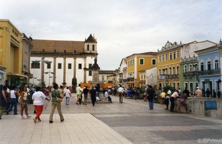 Brasil - Bahia - Salvador - Praca da Se