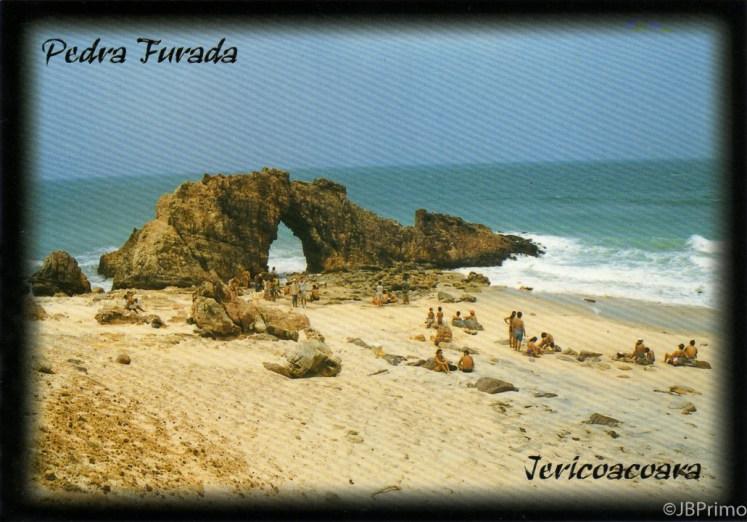 Brasil - Ceara - Jericoacoara - Pedra Furada