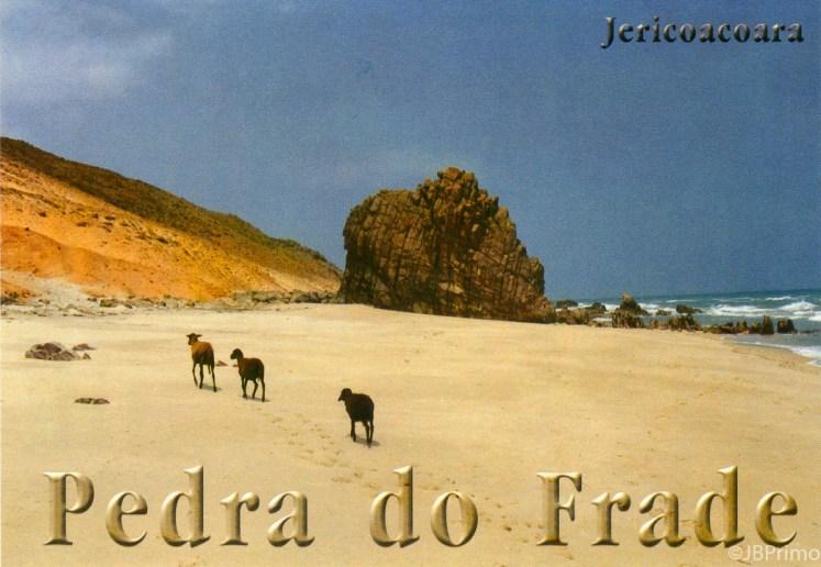 Brasil - Ceara - Jericoacoara - Pedra do Frade