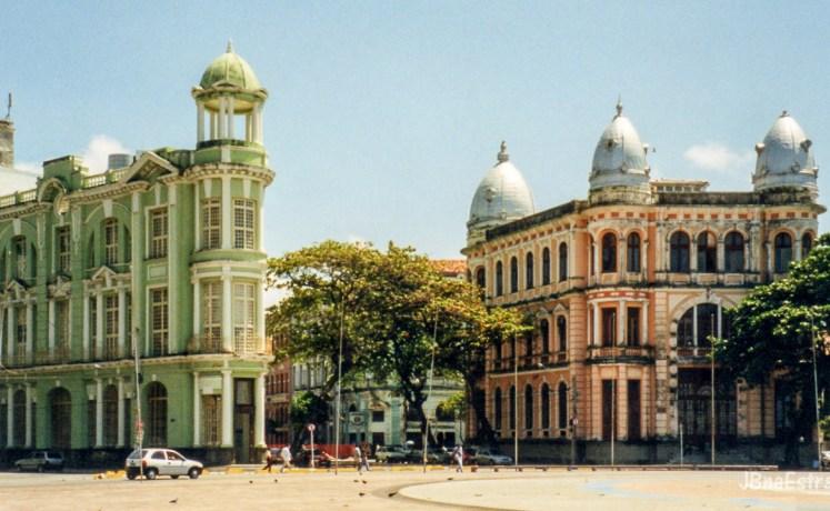Brasil - Pernambuco - Recife - Praca do Marco Zero