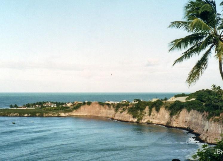 Brasil - Rio Grande do Norte - Litoral Sul - Praia de Tabatinga