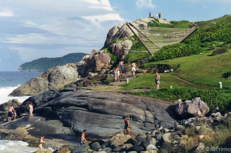 Brasil - Santa Catarina - Florianopolis - Museu Arqueologico do Costao do Santinho