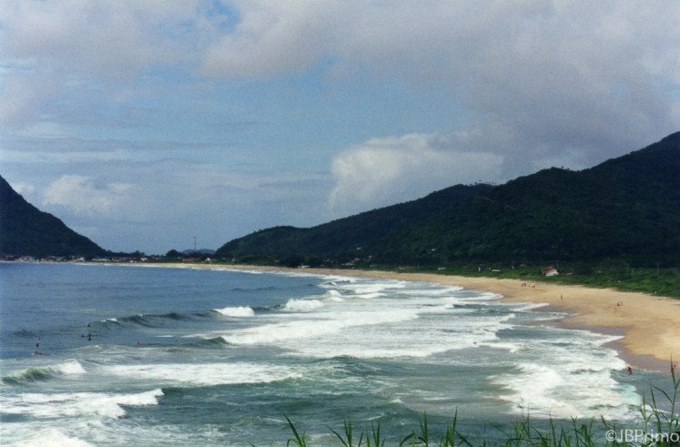 Brasil - Santa Catarina - Florianopolis - Praia da Armacao