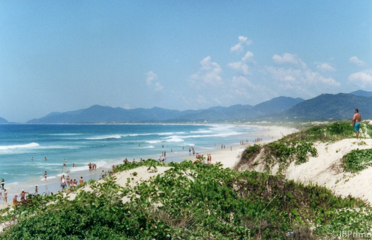 Brasil - Santa Catarina - Florianopolis - Praia da Joaquina