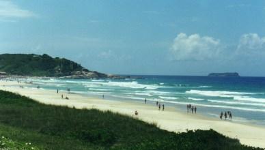Brasil - Santa Catarina - Florianopolis - Praia da Joaquina (Floripa)