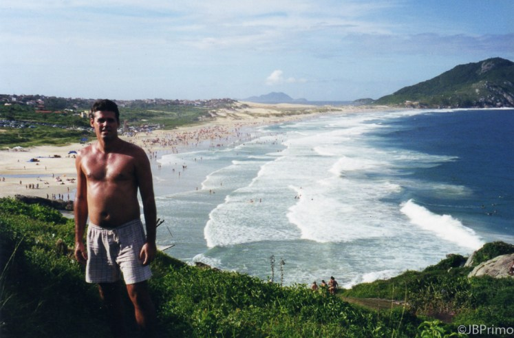 Brasil - Santa Catarina - Florianopolis - Praia do Santinho