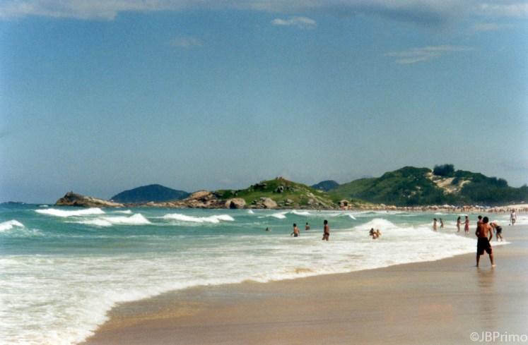 Brasil - Santa Catarina - Praia do Silveira