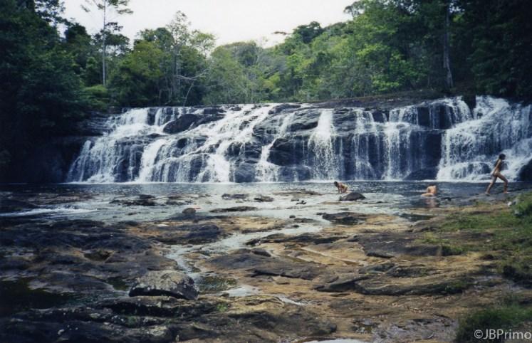 Brasil - Bahia - Itacare - Cachoeira do Tijuipe