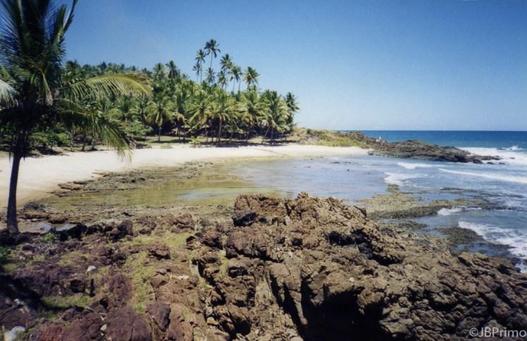 Brasil - Bahia - Itacare - Praia do Arruda