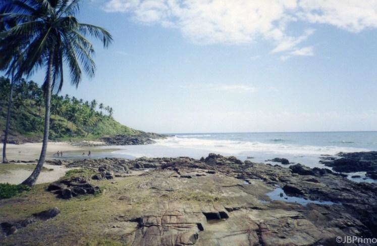 Brasil - Bahia - Itacare - Praia do Resende