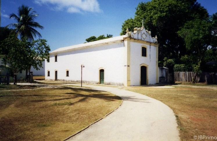 Brasil - Bahia - Porto Seguro - Cidade Historica - Igreja Nossa Senhora da Misericordia