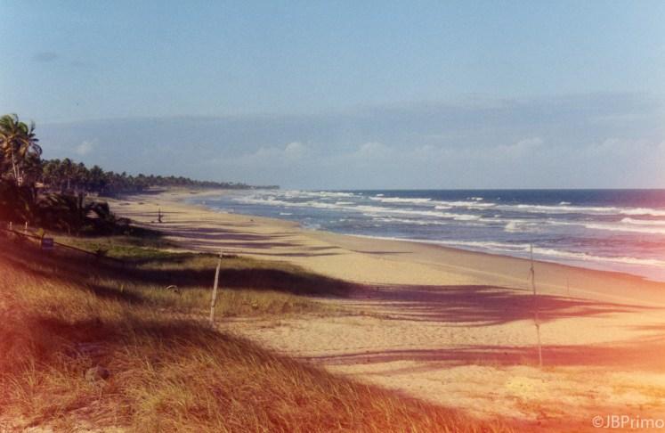 Brasil - Bahia - Praia de Imbassai