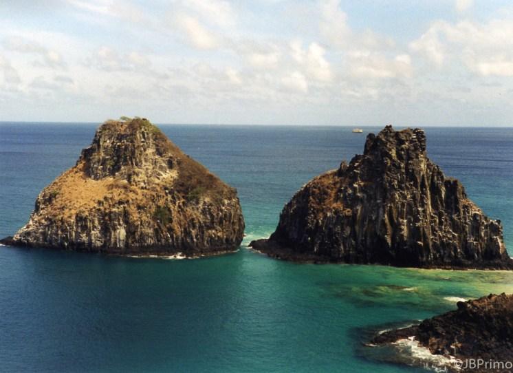 Brasil - Fernando de Noronha - Ilha Dois Irmaos