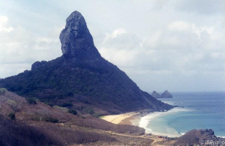Brasil - Fernando de Noronha - Morro do Pico