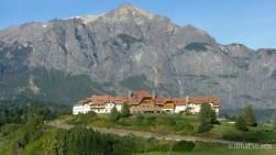 Argentina - Bariloche - Hotel Llao Llao (Cruce de Lagos)