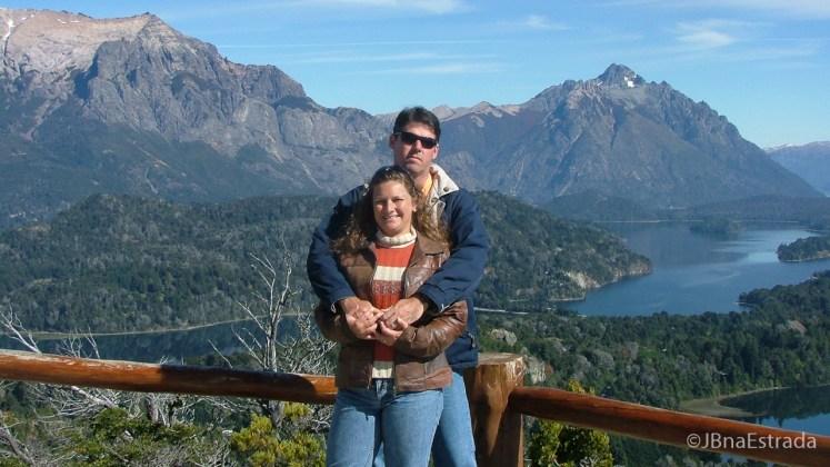 Argentina - Bariloche - Vista Cerro Campanario