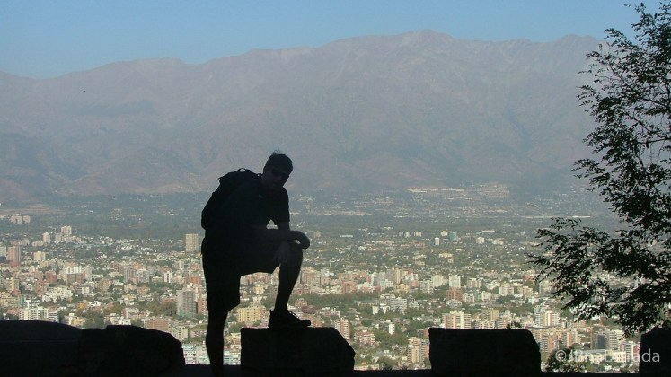 Chile - Santiago - Cerro San Cristobal