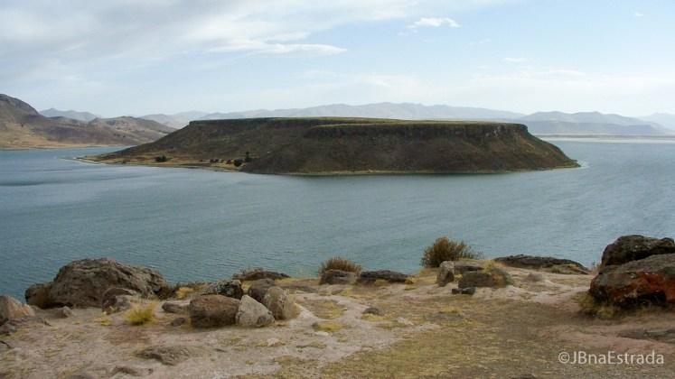 Peru - Lago Titicaca - Sillustani