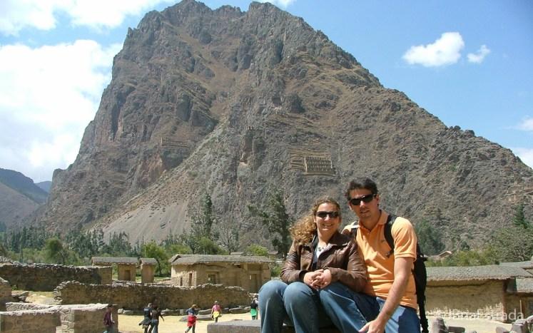 Peru - Vale Sagrado - Ollantaytambo