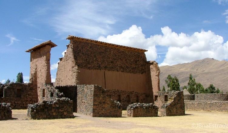 Peru - Viagem para Puno - Ruinas de Racchi