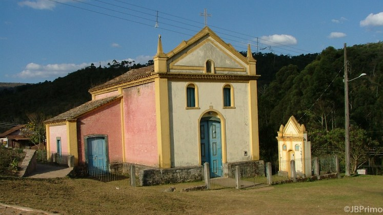 Brasil - Minas Gerais - Conceicao de Ibitipoca - Igreja Nossa Senhora da Conceicao