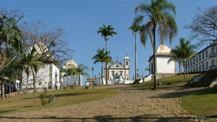 Brasil - Minas Gerais - Congonhas - Basilica de Bom Jesus dos Matosinhos